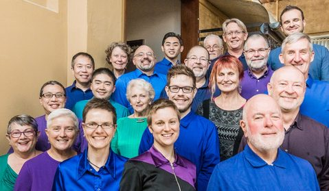 Pacific Pride Choir to Tour Berlin, Krakow, and Warsaw in July