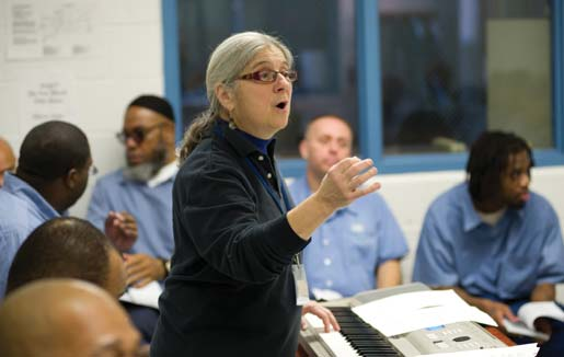 Cathy Roma: I Am Because We Are, Part 2 – Choir Behind Bars