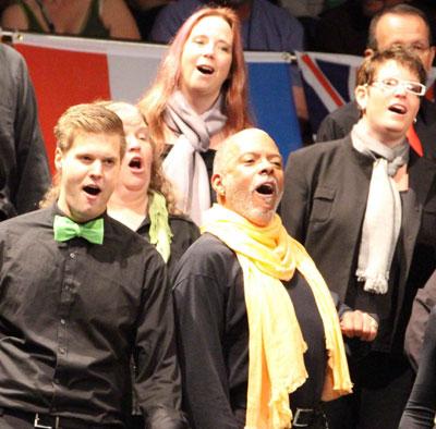 Ensemble Singers