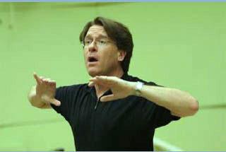 Reuben Reynolds (Artistic Director for the Boston Gay Men's Chorus)