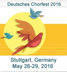 Deutsches Chorfest 2016