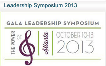 Leadership Symposium 2013