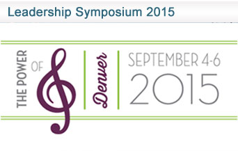 Leadership Symposium 2015