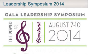 Leadership Symposium 2014