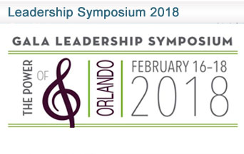Leadership Symposium 2018