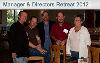 Managers and Directors Retreat