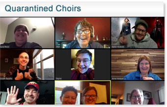Quarantined Choirs